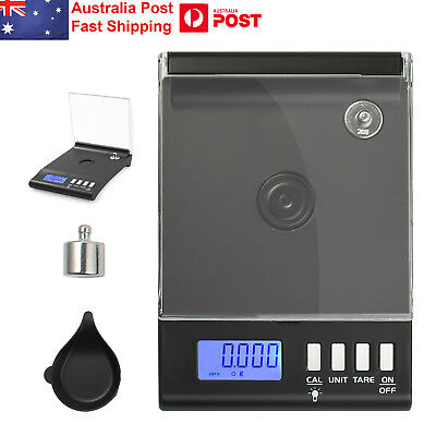30g 0.001g High Precision DIGITAL POCKET SCALES JEWELLERY ELECTRONIC Milligram