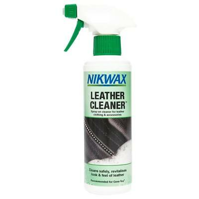 Nikwax Leather Cleaner 300Ml Fabric Washing Treatment One Colour