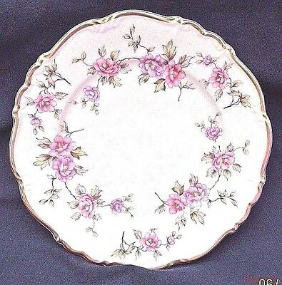 Set of 2 Salad Plates from Edelstein Delphine,Bavaria Marie-Theresia China