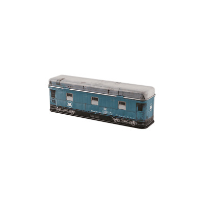 Molotow Train Steel Box - Pencil Case Tin