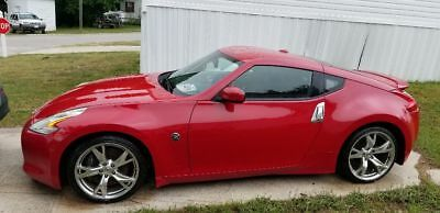 2009 Nissan 370Z  Touring Sports Package