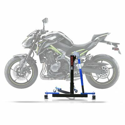 Center Stand CS Power Evo Kawasaki Z 900 17-18 Lift Centre blue