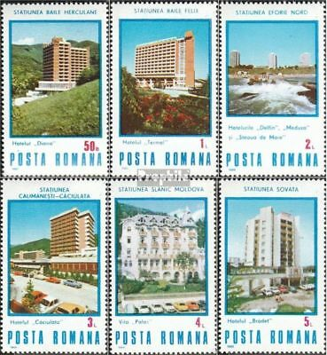 Romania 4253-4258 (complete issue) unmounted mint / never hinged 1986 Romanian B
