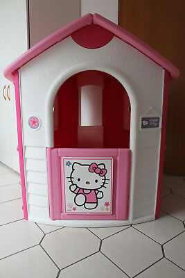 Hello Kitty Cottage Kinder Spielhaus Smoby