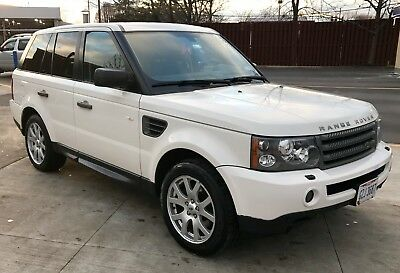 2009 Land Rover Range Rover Sport LUX Land Rover Range Rover Sport - LUX Edition