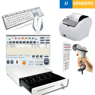 POS all-in-one solution Point of Sale System Combo Kit Hair Salon
