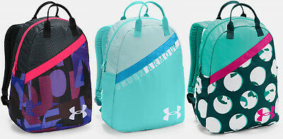 Under Armour UA Storm Favorite 3.0 Girls Backpack Back Pack Book Bag Many Colors