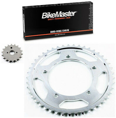 JT 530 O-Ring Chain 18-45 T Sprocket Kit 71-2329 for Suzuki GSX1250FA ABS 2011