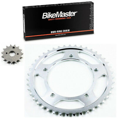 JT 530 O-Ring Chain 15-43 T Sprocket Kit 71-2087 for Suzuki GSX1250FA ABS 2011