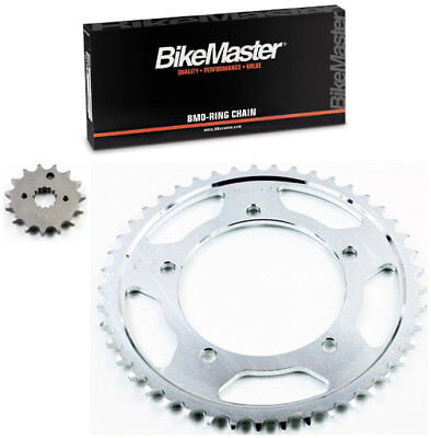 JT 530 O-Ring Chain 15-45 T Sprocket Kit 71-2089 for Suzuki GSX1250FA ABS 2011