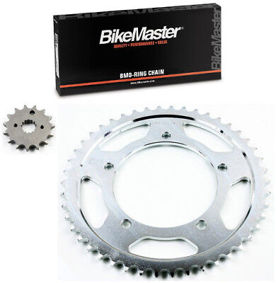 JT 530 O-Ring Chain 15-46 T Sprocket Kit 71-2090 for Suzuki GSX1250FA ABS 2011