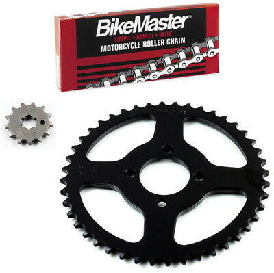 JT 420 Chain 13-44 T Sprocket Kit 71-7556 for Yamaha Chappy 50 LB50 1978-1982