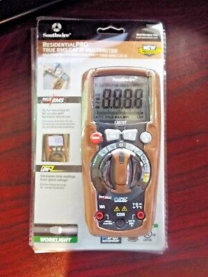 New Southwire 13070T - Residential Pro True RMS CAT III Multimeter