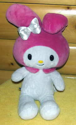 "Hello Kitty Build-A-Bear Soft 18"" Plush Sanrio My Melody Bunny Rabbit"