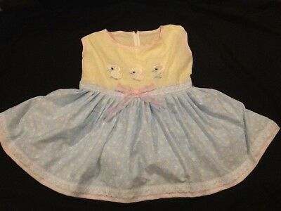 Adult Baby Dress very full with duckies