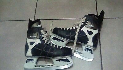 ICE HOCKEY SKATES ccm.92. SIZE 43. UK 9