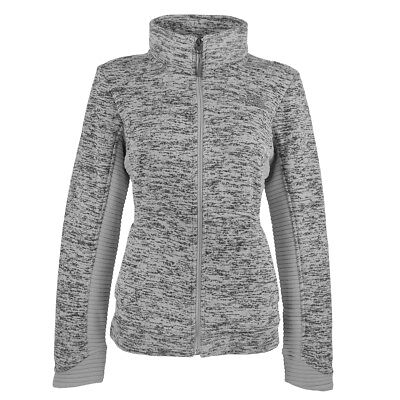 6032c9d4c THE NORTH FACE Women's Indi Full Zip Fleece Jacket Sand L - $59.99 ...