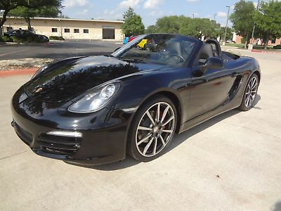 Porsche Boxster S Extremely rare Manual Transmission - Just 19,695 miles!