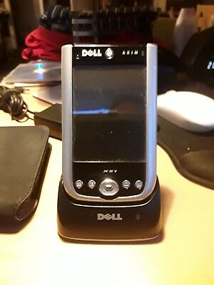 Dell X51v PDA with charging leads