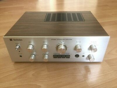 Technics SU-3000 Verstärker / Amplifier ca. 1973