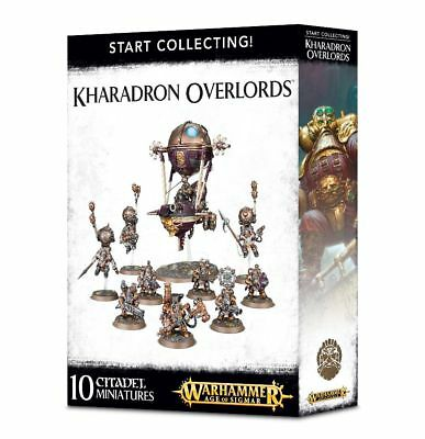 AoS - Start Collecting! Kharadron Overlords - Free Shipping