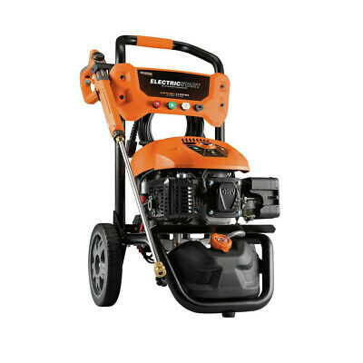 GENERAC 7132 3100 PSI 2 5 GPM Electric Start Residential