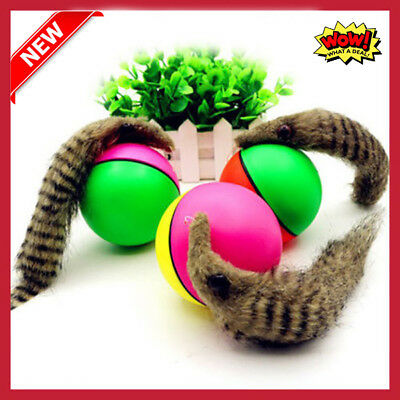 WEAZELY | ACTIVATION WEASEL BALL TOY FOR PETS Crazy New Toy