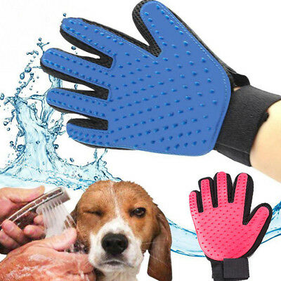 Pet Dog Cat Cleaning Magic Glove Hair Grooming For Dirt Remover Brush Deshedding