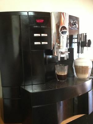 Jura coffee machine XS90 fully automatic ((Fully Serviced & 3 month warranty)