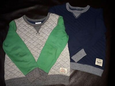 Boys Country Road Jumpers size 6 and 7.