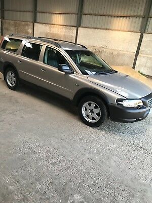 Volvo XC70 cross country 2.4diesel