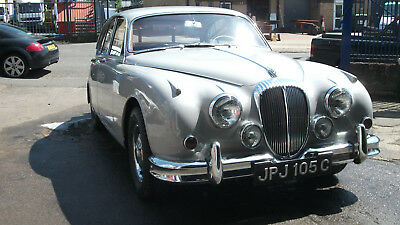 Daimler 250 V8  project or rolling restoration 1965 1 owner from new !!!
