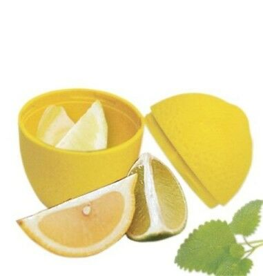 Fackelmann Storage Container For Keeping the Lemon, Plastic