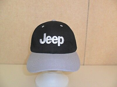 Jeep Hat Black And Gray Free Shipping Great Gift eaca3463c2c0