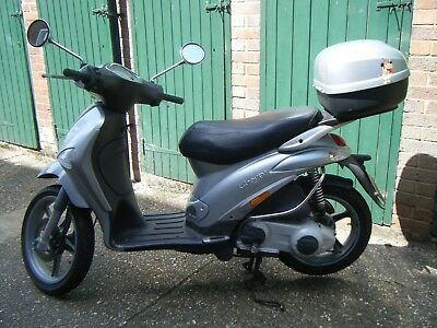 piaggio liberty 125, only 7145 KM ,ex good cond for year. bargain.. 4,500 miles