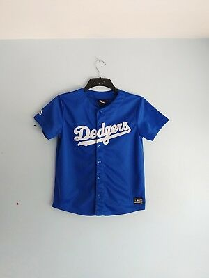Dodgers Jersey Youth 12/13