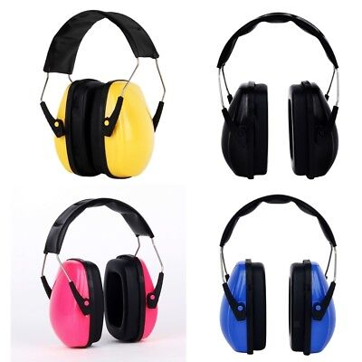 Protection Ear Muffs Kids Safety Ear Defenders Shooting Noise Reduction 27NRR