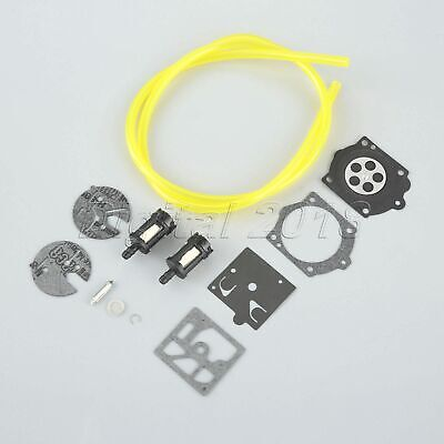 Carburetor Carb Chainsaw Accessories Repair Kit For Homelite XL 2 Walbro HDC
