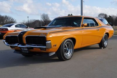 Cougar Boss 302 Elimnator -- 1970 Mercury Cougar Boss 302 Elimnator Numbers Matching! Super Clean! Must See!
