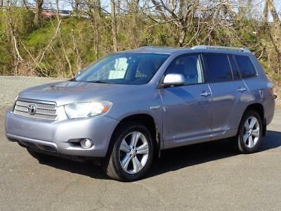 2008 Toyota Highlander HYBRID AWD 4WD 3RD ROW! SUNROOF! BACKUP CAMERA! UNROOF BACKUP CAMERA 3RD ROW SEAT AUX-INPUT SMART KEY KEYLESS ENTRY RUNS GREAT