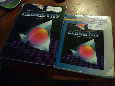 Teaching textbooks geometry textbook and answer key 6739 picclick university of chicago geometry textbook and answer key 2nd ed fandeluxe Gallery