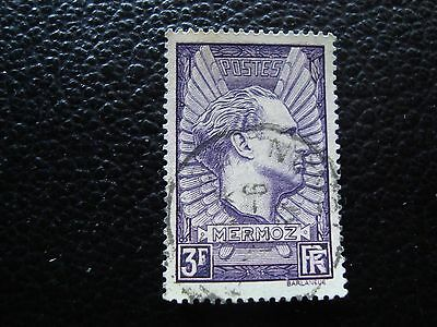 FRANCE - stamp yvert and tellier n° 338 obl (L1) stamp french