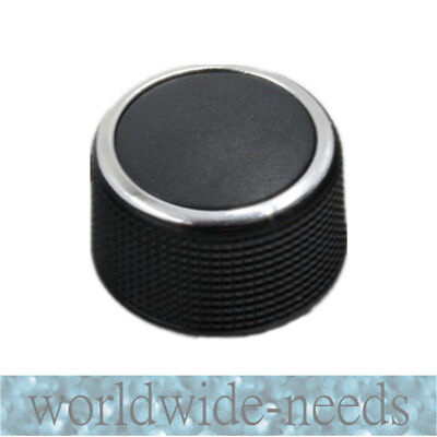 New Black Rear Radio Volume Control Knob for 07-13 GMC Chevrolet Cadillac