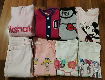 Bulk girls clothes sz 7