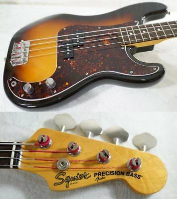 1983 Squier / Fender SPB-50 3TS Precision Bass JV-Serial MIJ W/COA About3.8kg