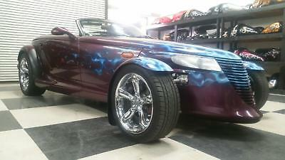 1999 Plymouth Prowler 2dr Roadster 1999 Purple Plymouth  Prowler ,   Low Miles  16,226  custom paint Amazing