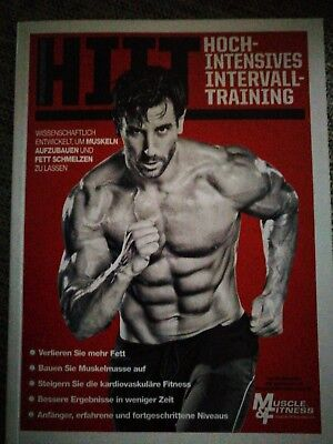Bodybuilding Buch HIIT Training