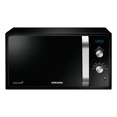 *NEW*Samsung MS23F301EAK | 800W Freestanding Microwave Oven in Black