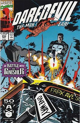 Daredevil #292 (May 1991, Marvel) Punisher Appearance;  NM- (9.2)