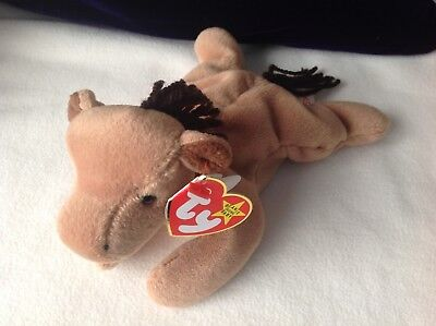8fe89392837 TY ORIGINAL Beanie Baby Little Star - £1.80